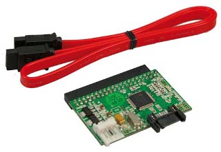 LOGILINK - Adapter SATA ( HDD) to IDE (mainboard) kabelis datoram