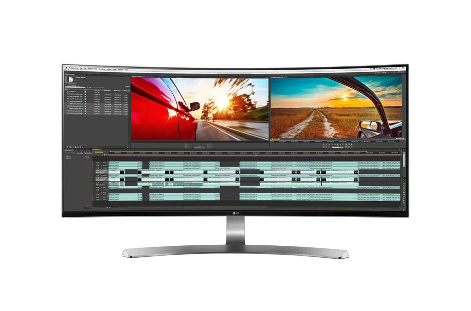 LG 34UC98-W, IPS, WQHD, HDMI, DP, USB 3.0, Curved monitors