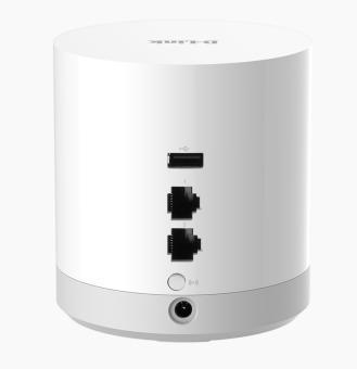 D-Link Home Hub-Gateway 2xLAN 1USB 2.0 DCH-G020 Access point