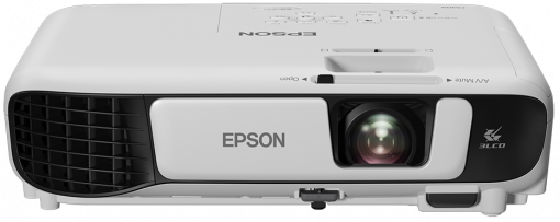 Epson Mobile Series EB-X41 XGA (1024x768), 3600 ANSI lumens, 15.000:1, White projektors