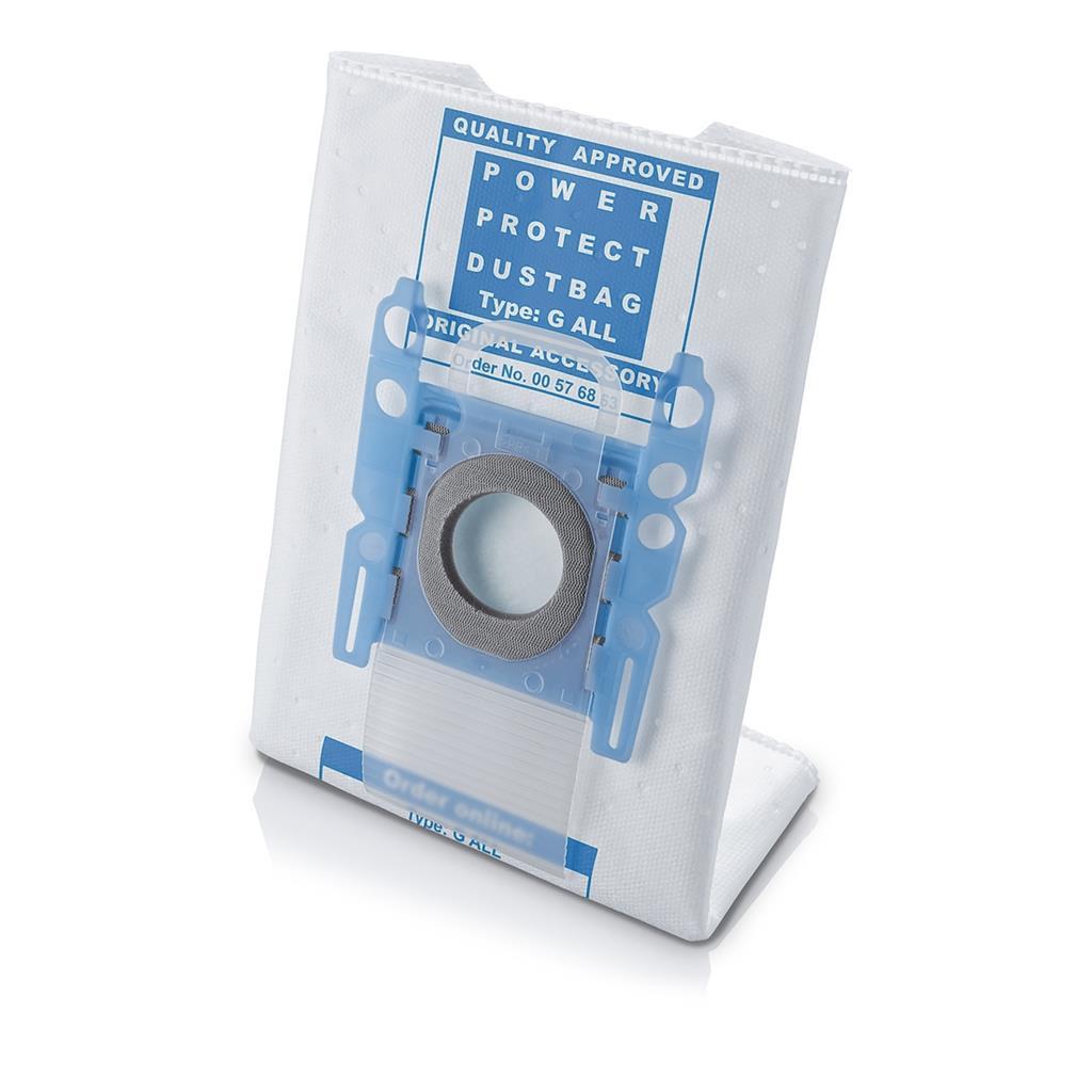 Bosch BBZ41FGALL 4 pcs. +1  micro filter aksesuārs putekļsūcējam