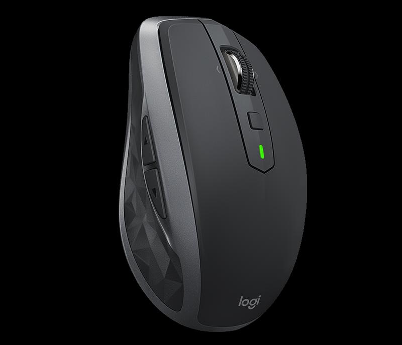 Logitech Wireless Mouse MX Anywhere 2S - Graphite Datora pele