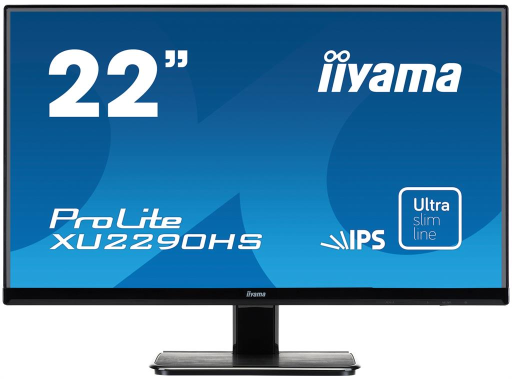Iiyama XU2290HS-B1 IPS, Full HD, DVI, HDMI, speakers monitors