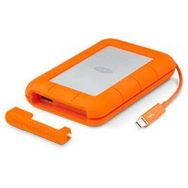 LACIE Rugged Thunderbolt & USB3.0 1TB Ārējais cietais disks