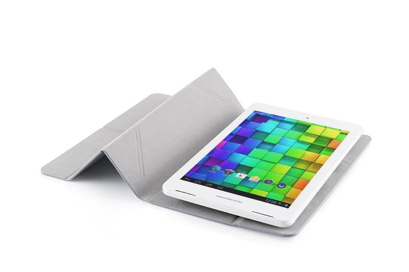 MODECOM Case for Tablet 7'' Grey portatīvo datoru soma, apvalks