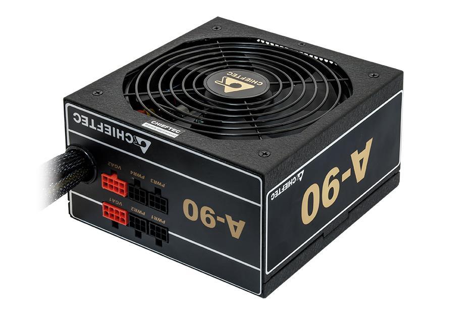 Chieftec GDP-550C  550W  ATX-12V, 230V Barošanas bloks, PSU