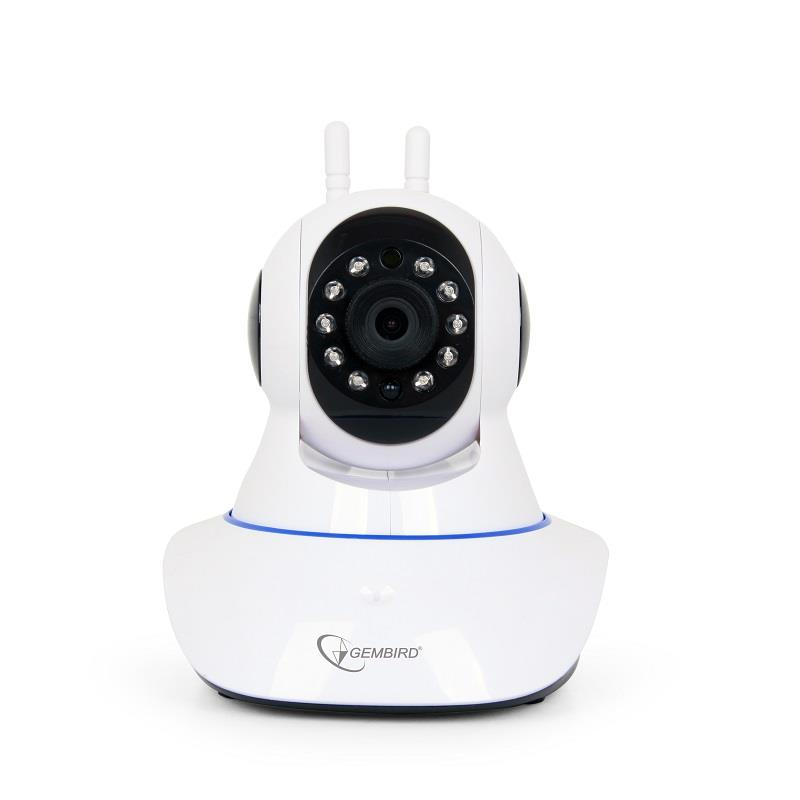 Indoor IP camera WiFi   720p Smart white novērošanas kamera