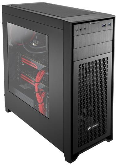 Corsair computer case Obsidian Series 450D High Airflow Mid-Tower Case Datora korpuss