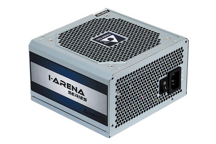 Chieftec ATX PSU IARENA series GPC-500S, 12cm fan, 500W bulk Barošanas bloks, PSU