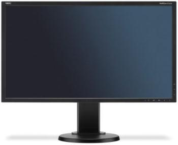 NEC E223W W-LED, DVI, black monitors