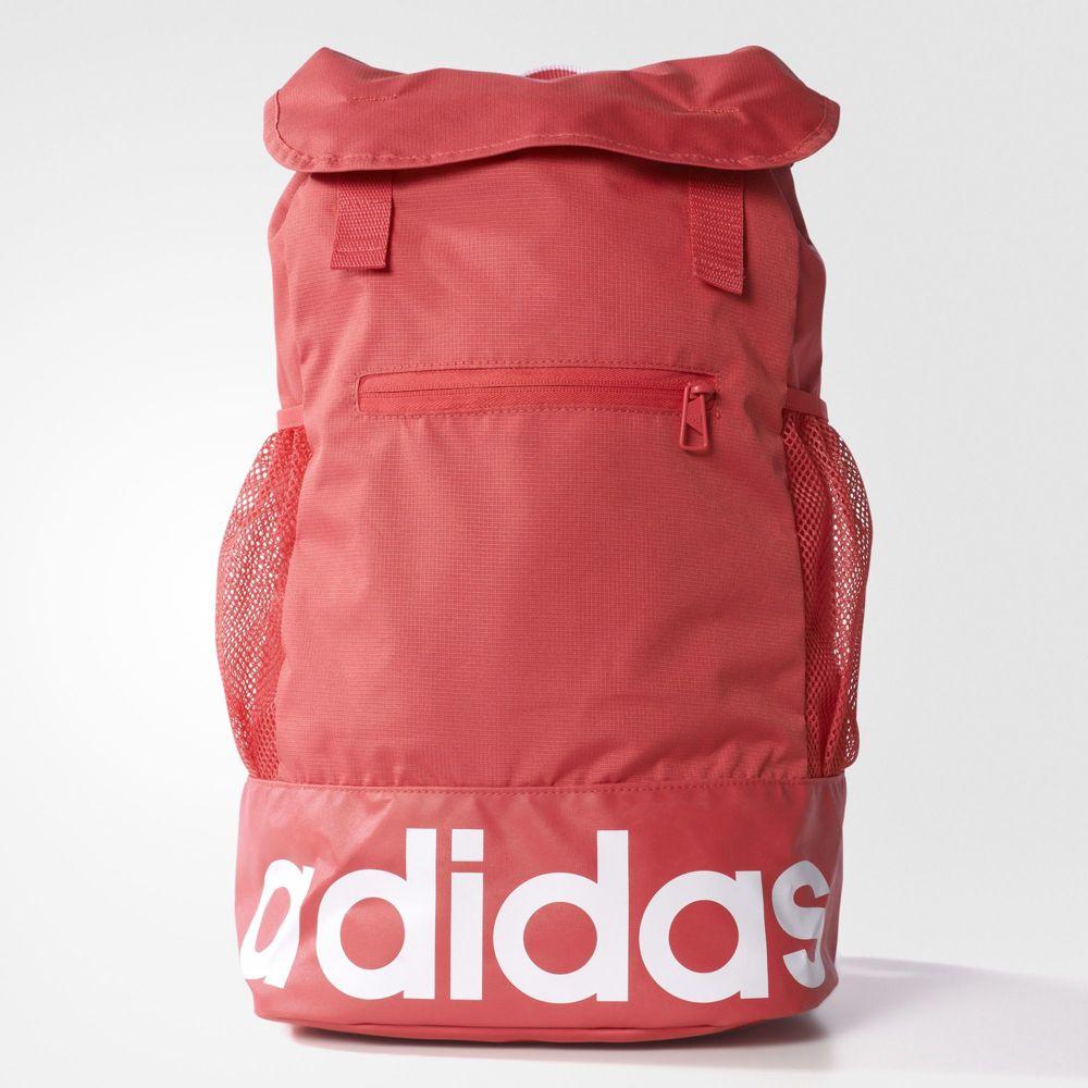 Adidas Plecak sportowy 18L czerwony biale logo (AY5064) 75307 Tūrisma Mugursomas