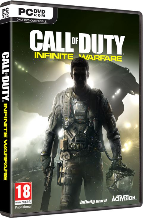 Call of Duty Infinite Warfare (PC) spēle