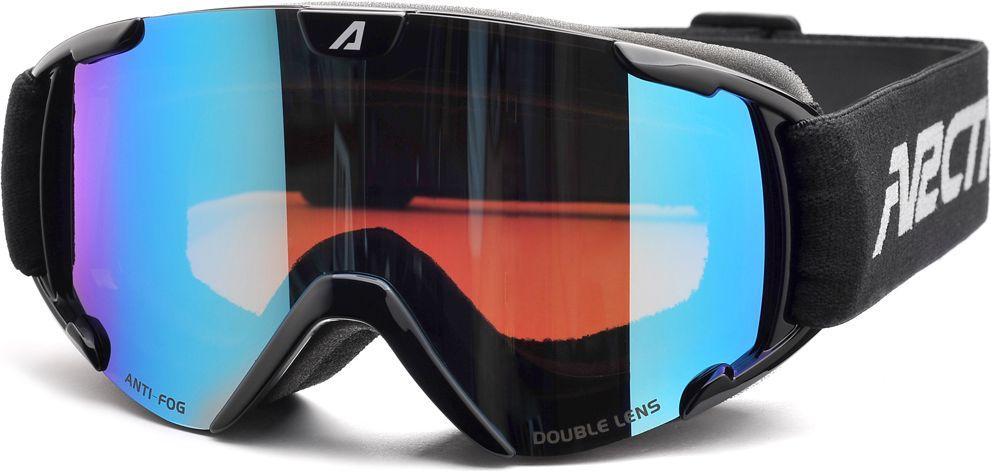 Arctica Gogle narciarskie Arctica G-1004B czarne 4103986