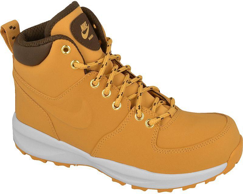 Nike Buty juniorskie Sportswear Manoa GS brazowe r. 38.5 (AJ1280-700) AJ1280-700*38,5
