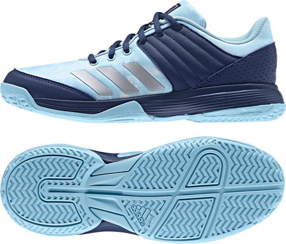 Adidas Buty damskie Ligra 5 niebieskie r. 40  (BY2580) BY2580