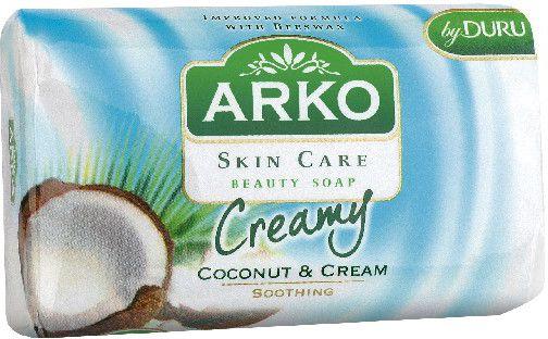 ARKO Sarantis mydlo Kokos 90g 622284