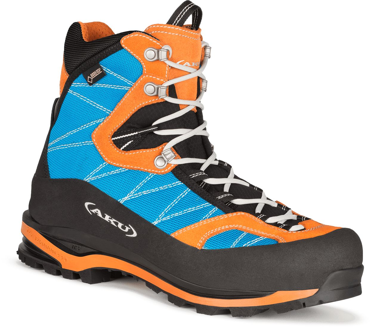 Aku Buty meskie Tengu Gtx Turquoise/ Orange r. 41 (974-454) 4051622 Tūrisma apavi