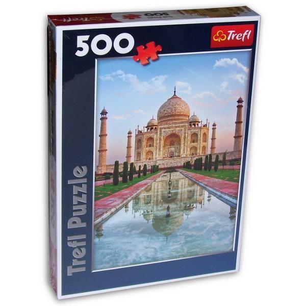 TREFL 500 el. Taj Mahal puzle, puzzle
