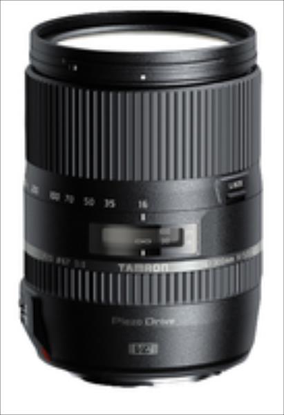 Tamron 16-300MM F/3.5-6.3 DiII VC PZD Nikon  B016N foto objektīvs