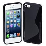 Telone Back Case S-Case iPhone 4 / 4S aksesuārs mobilajiem telefoniem