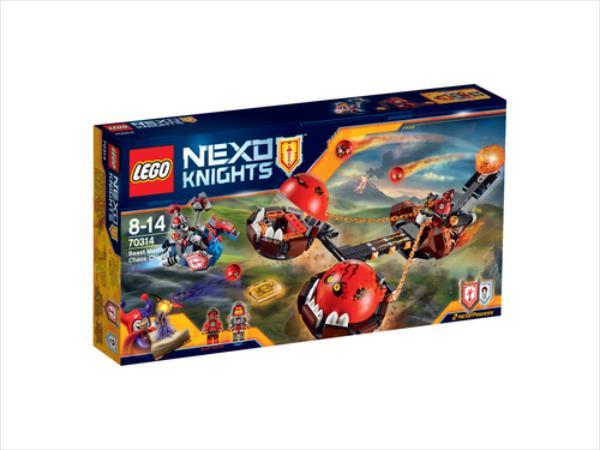 LEGO Beast Master's Chaos Chariot  70314 LEGO konstruktors