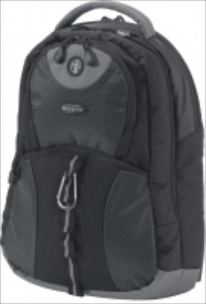 Dicota BacPac Mission Black backpack for notebook 15 - 15.6'' portatīvo datoru soma, apvalks