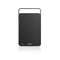 Silicon Power 8.9cm (3.5) 3TB 3.0 S06 Black adaptor EU Ārējais cietais disks