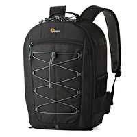 Lowepro Photo Classic BP 300 AW Photo Backpack black soma foto, video aksesuāriem