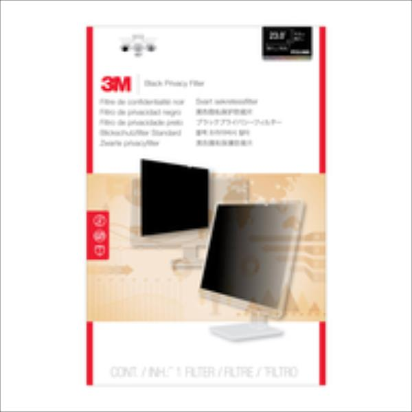 3M PF230W9 Privacy Filter Black for 58,4cm (23,0 ) 16:9