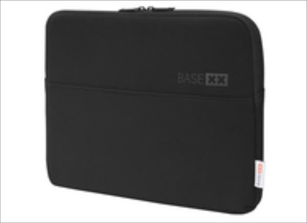 BASE XX S 11.6 Elastic sleeve for notebooks black portatīvo datoru soma, apvalks