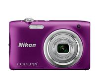Nikon COOLPIX A100 Purple Digitālā kamera