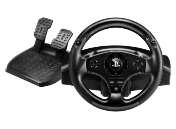 Thrustmaster Racing Wheel T80 PS3/PS4 Officially Licensed spēļu konsoles gampad