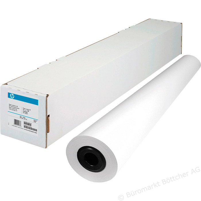 HP Bright White Paper 610mm papīrs