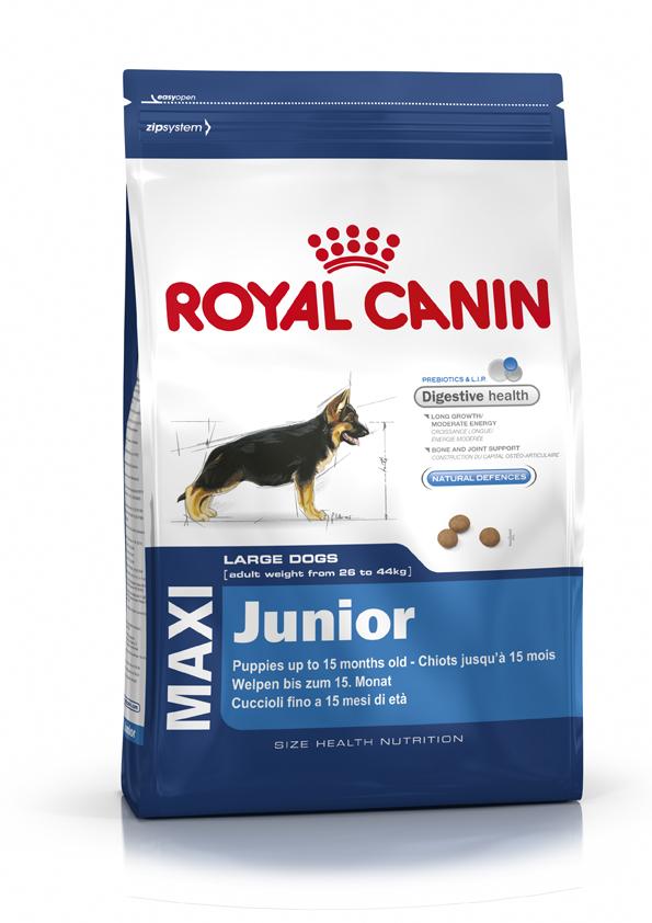 Royal Canin SHN Maxi Junior 15 kg barība suņiem