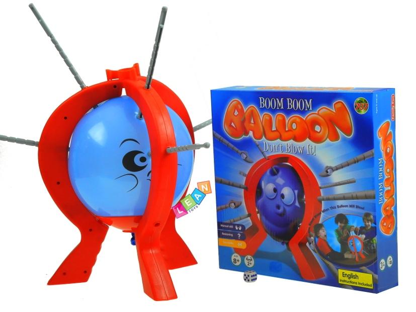 Izpārdošana!!!  - Spin Master - Boom Boom Balloon galda spēle