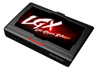 AVerMedia Video Grabber Live Gamer EXTREME, USB 3.0, FullHD 60 FPS, Recentral 2 dvd multimēdiju atskaņotājs