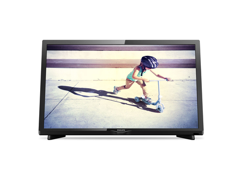 PHILIPS Full HD Ultra Slim LED televizors 22