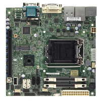 Server MB Super Micro MBD-X10SLV-Q-O serveris