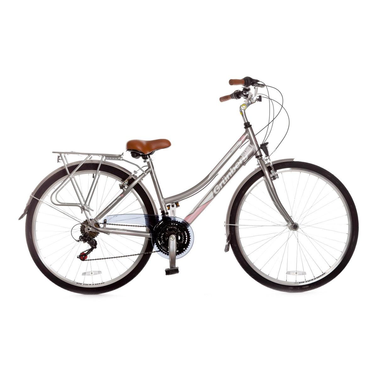 Rambler 21sp W's Gray/Pink 48CM Rambler 2 Pilsētas velosipēds