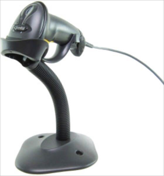 Motorola LS2208/USB/black/stand/cabel svītru koda lasītājs