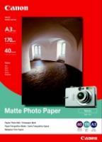Paper Canon MP101 Photo Paper Matte | 170g | A3 | 40pcs foto papīrs