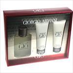 Giorgio Armani Acqua di Gio Edt 100ml + 75ml After shave balm + 75ml Shower gel 100ml Vīriešu Smaržas