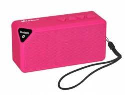 VAKOSS Wireless Bluetooth Speaker with microphone SP-B1824PK pink pārnēsājamais skaļrunis