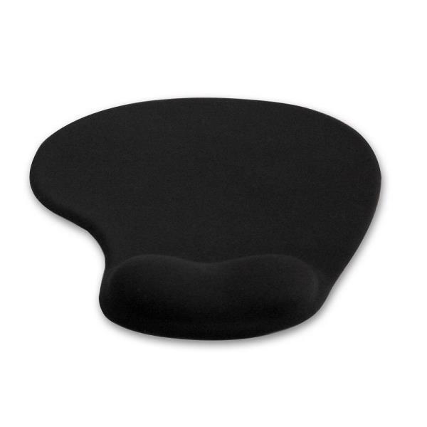 4World Mouse Pad -Black Gel peles paliknis