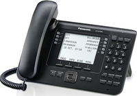 Panasonic KX-NT560NE-B IP-Systemtelefon black IP telefonija