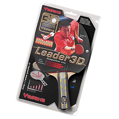 YASAKA Gaitien Leader 3D badmintona rakete