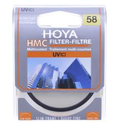 FILTER HOYA UV (C) HMC   58 MM UV Filtrs
