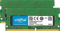 Crucial SODIMM  DDR4,  2x8GB,  2666MHz, CL19 (CT2K8G4SFS8266) operatīvā atmiņa