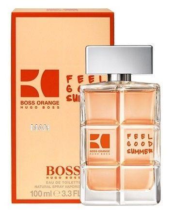 Hugo Boss Boss Orange Feel Good Summer 100ml Vīriešu Smaržas