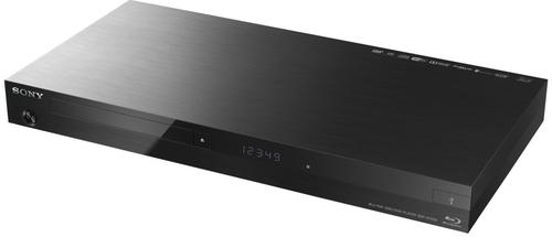 Sony BDP-S 7200 Blu-ray Player Black dvd multimēdiju atskaņotājs